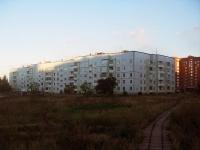 Bratsk, blvd Pobedy, house 32. Apartment house