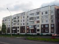 Bratsk, blvd Pobedy, house 34. Apartment house