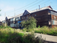 Братск, улица Ангарская, дом 7. многоквартирный дом
