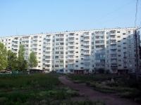 Братск, улица Заводская, дом 1Б. многоквартирный дом