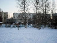 Bratsk, st Zabodskaya, house 1В. nursery school