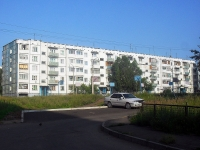 Bratsk, st Zabodskaya, house 3. Apartment house