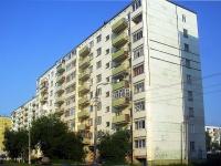 Братск, улица Заводская, дом 3А. многоквартирный дом