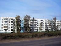 Bratsk, st Zabodskaya, house 5. Apartment house