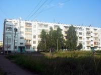 Братск, улица Заводская, дом 5А. многоквартирный дом