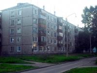 Bratsk, Zabodskaya st, 房屋 11. 公寓楼