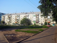 Bratsk, st Zabodskaya, house 11. Apartment house
