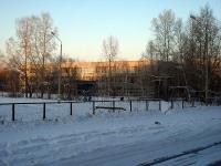 Братск, улица Заводская, дом 11Б. школа №39 им. П.Н. Самусенко
