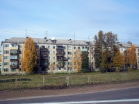 Bratsk, st Zabodskaya, house 13. Apartment house