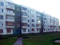 Братск, улица Заводская, дом 13А. многоквартирный дом