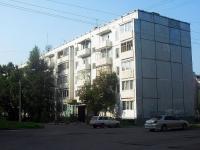 Bratsk, st Zabodskaya, house 13А. Apartment house