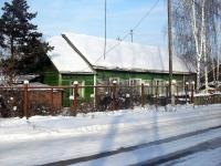 Братск, улица Заярская, дом 3. индивидуальный дом