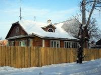 Братск, улица Заярская, дом 5. индивидуальный дом