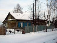 Братск, улица Заярская, дом 13. индивидуальный дом