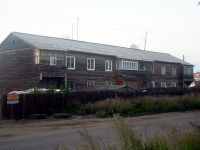 Bratsk, Zayarskaya st, house 14. Apartment house