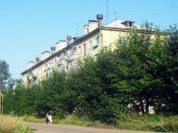 Братск, улица Заярская, дом 15. многоквартирный дом