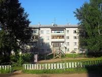 Братск, улица Заярская, дом 17. многоквартирный дом