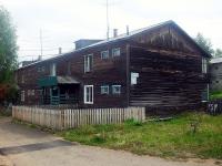 Bratsk, Kosmonavtov st, 房屋 5Б. 公寓楼