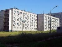 Братск, улица Краснодарская, дом 3. общежитие