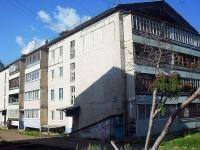 Братск, улица Красноярская, дом 7. многоквартирный дом
