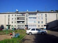 Bratsk, Krasnoyarskaya st, 房屋 7. 公寓楼