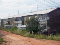Братск, улица Осиновская, дом 10. многоквартирный дом