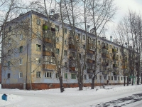 Bratsk, st Sportivnaya, house 1. Apartment house
