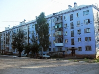 Bratsk, Sportivnaya st, house 1. Apartment house