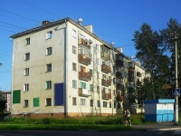 Bratsk, st Sportivnaya, house 2. Apartment house