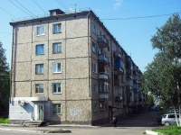 Bratsk, Sportivnaya st, house 3. Apartment house