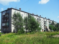 Bratsk, st Sportivnaya, house 4. Apartment house