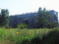 Bratsk, Sportivnaya st, house 4. Apartment house