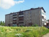 Bratsk, Sportivnaya st, house 4Б. Apartment house