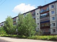 Bratsk, Sportivnaya st, house 6А. Apartment house