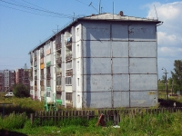 Bratsk, st Sportivnaya, house 11. Apartment house