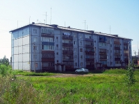 Bratsk, Sportivnaya st, house 11. Apartment house