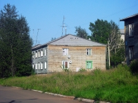 Bratsk, st Tsentralnaya, house 4. Apartment house