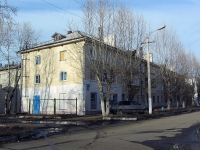 Bratsk, st Tsentralnaya, house 5. Apartment house