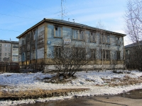 Bratsk, st Tsentralnaya, house 6. Apartment house