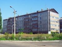 Братск, Центральная ул, дом 14
