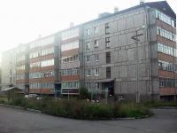 Bratsk, Tsentralnaya st, 房屋 14. 公寓楼