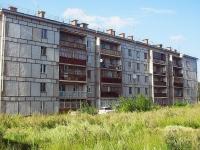 Bratsk, Tsentralnaya st, 房屋 14А. 公寓楼