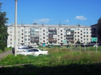 Bratsk, Tsentralnaya st, 房屋 15. 公寓楼