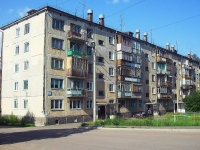 Bratsk, st Tsentralnaya, house 16. Apartment house
