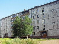 Bratsk, Tsentralnaya st, 房屋 31. 公寓楼