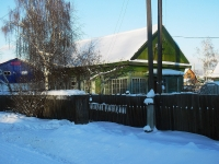 Bratsk, Komsomolskaya alley, house 2. Private house