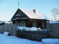 Bratsk, Komsomolskaya alley, house 4. Private house