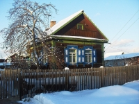 Bratsk, Komsomolskaya alley, house 7. Private house