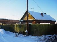 Bratsk, alley Komsomolskaya, house 9. Private house