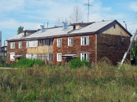 Братск, Звёздный 2-й переулок, дом 1. многоквартирный дом